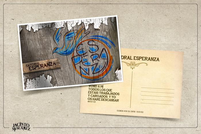 Catedral Esperanza Print