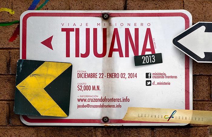 Cruzando Fronteras Tijuana 2013