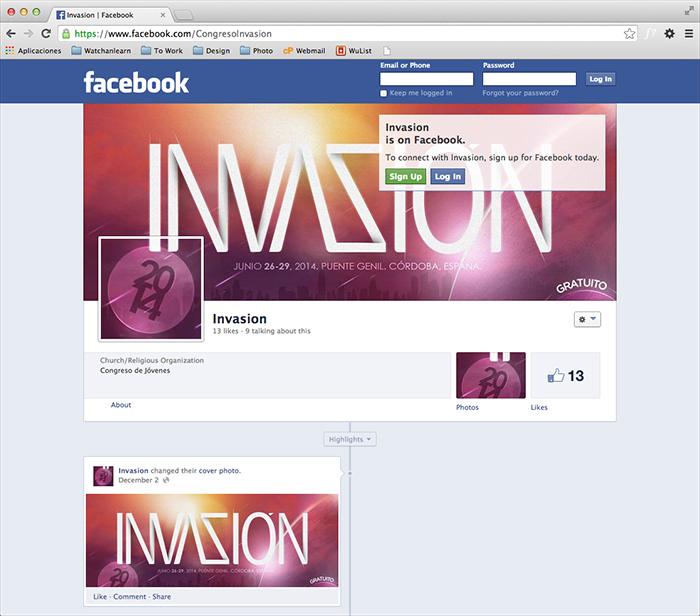 Invasion 2014