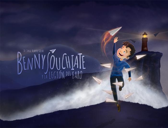 Benny Souchiate y La Legión del Faro