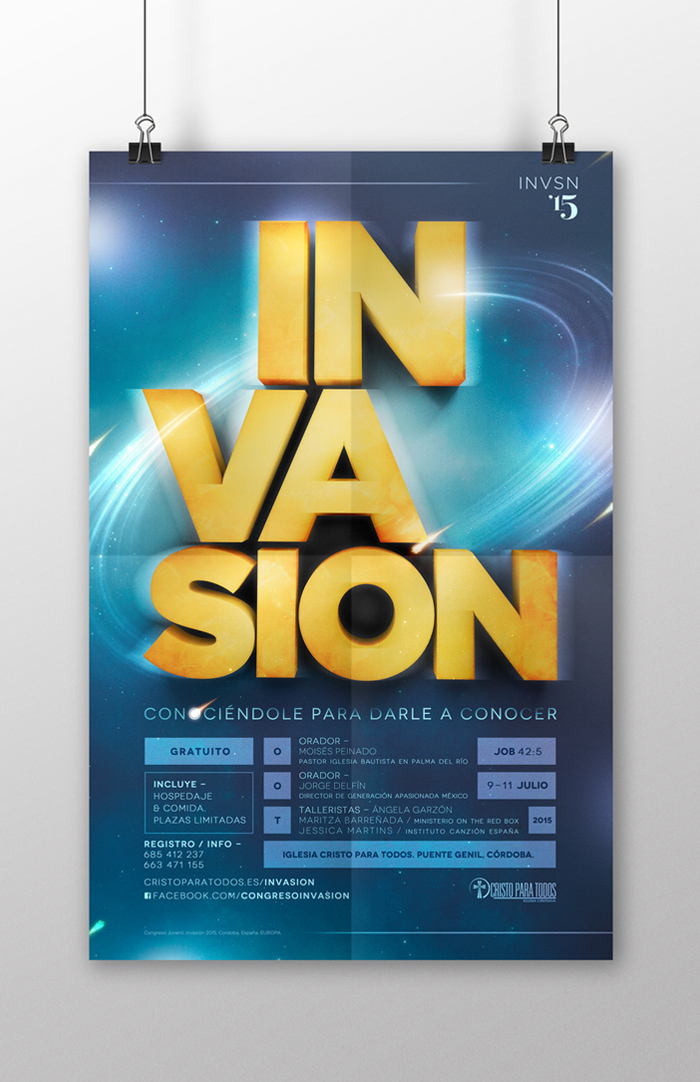 INVASION '15
